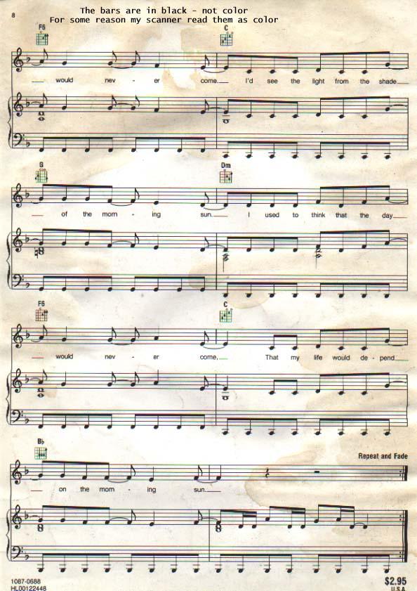 Lyrics to true faith by new order